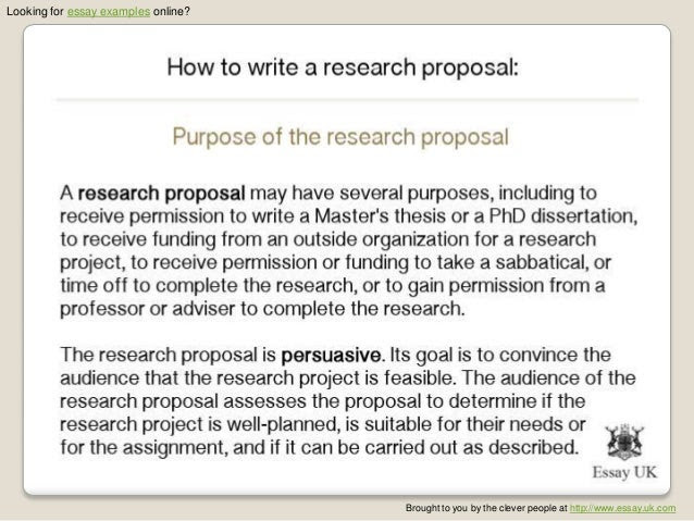 how to write a research essay hunt
