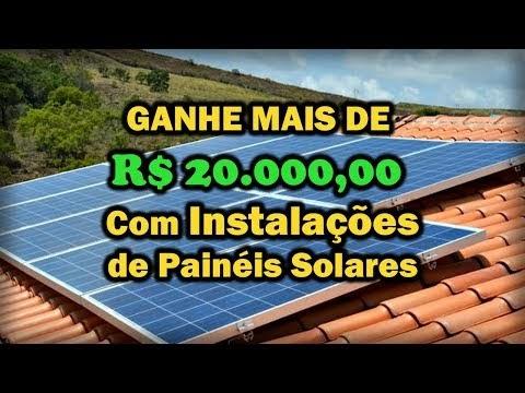 CURSO ENERGIA SOLAR TÉCNICO - FAÇA SUA INSCRIÇÃO!