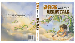 Jack and the Beanstalk book cover