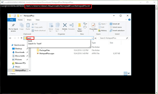 How to Add Bash Shell to Folder right-click Context Menu in Windows 10 - WindowsAble