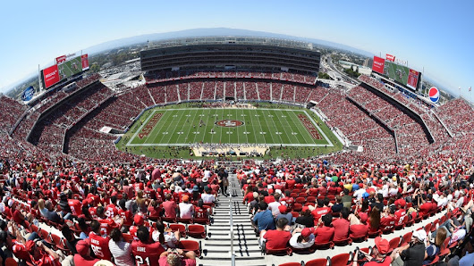 49ers' Levi's Stadium is ready for some NFL football – and insanely heavy Wi-Fi traffic