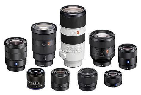 Best Fullframe E mount FE Lenses for Sony Mirrorless Cameras