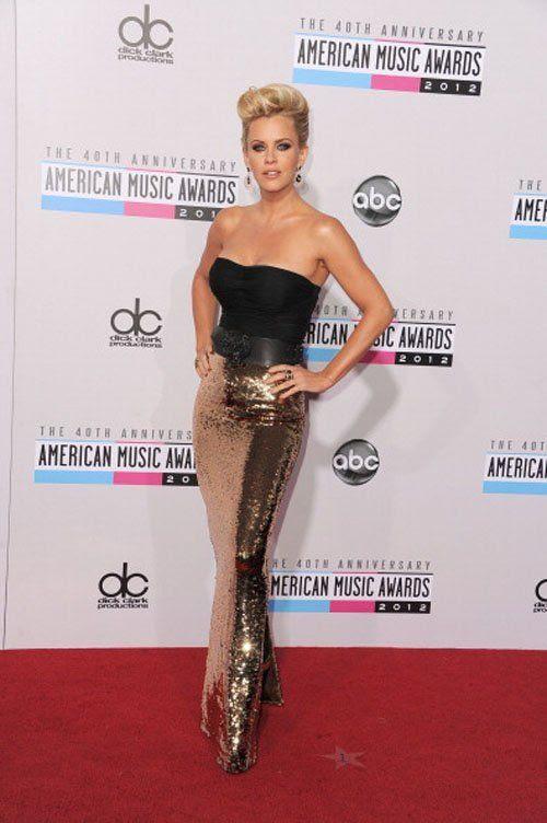 40th American Music Awards - November 18, 2012, Jenny McCarthy