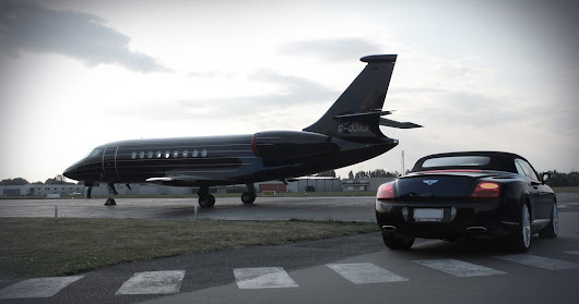 The Real Advantages of Flying via Private Jet