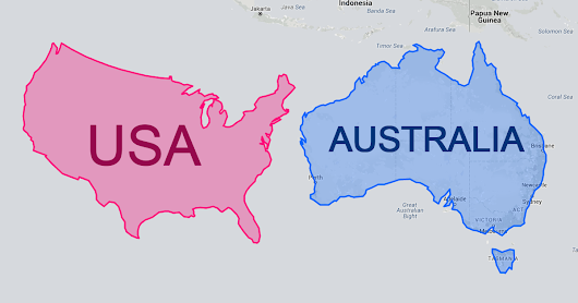 After Seeing These +15 Maps You'll Never Look At The World The Same