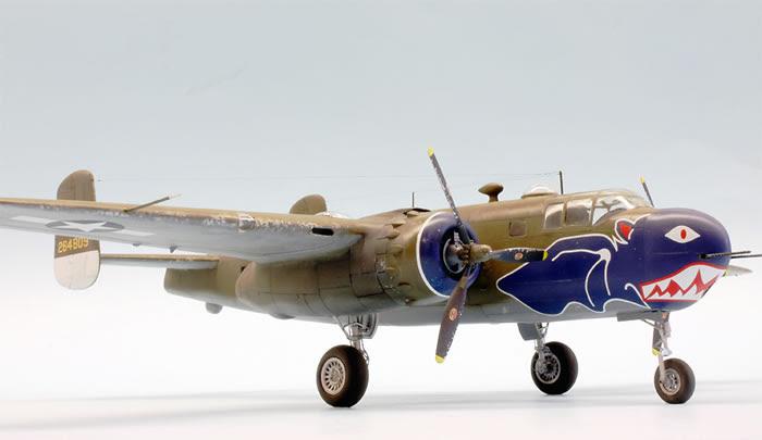 B-25G Mitchell Kit 1:72 Italeri IT1309