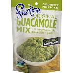 Frontera Guacamole Mix, Original, Gourmet Mexican - 4.5 oz