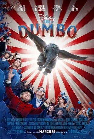 Dumbo (2019) - Novo trailer