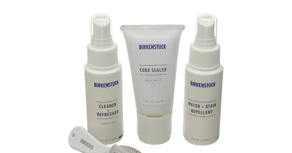 how to use birkenstock cleaning kit