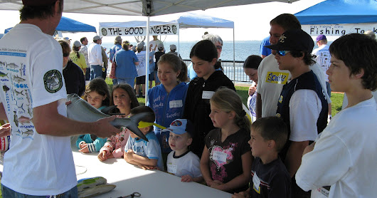 Pensacola's 18th Annual Kids Fishing Clinic this weekend