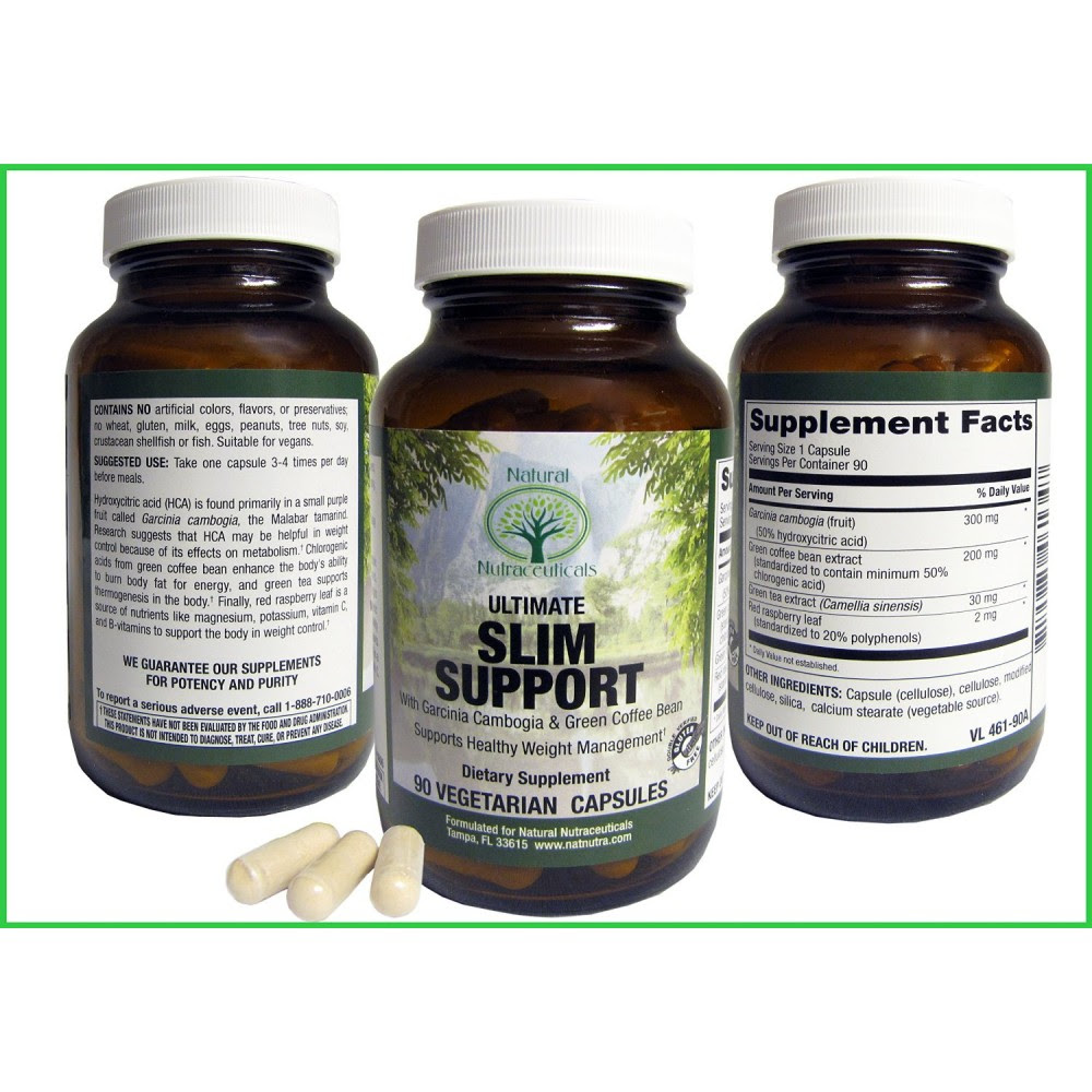 Buy Natural Nutra - Ultimate Weight Loss Supplement - FOUR ...