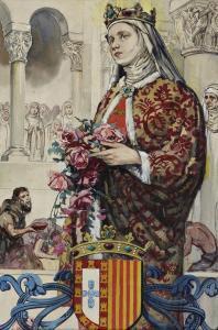 Alberto Augusto De Souza - Rainha Santa Isabel