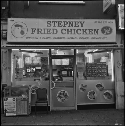 Stepney Fried Chicken
