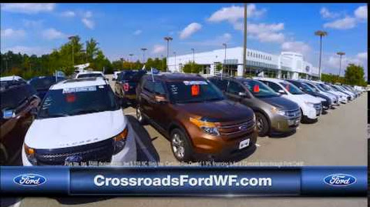 crossroads ford wake forest cpo 10 6 14. Cars Review. Best American Auto & Cars Review