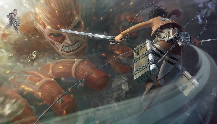 Images Of When Are New Episodes Of Attack On Titan Coming Out