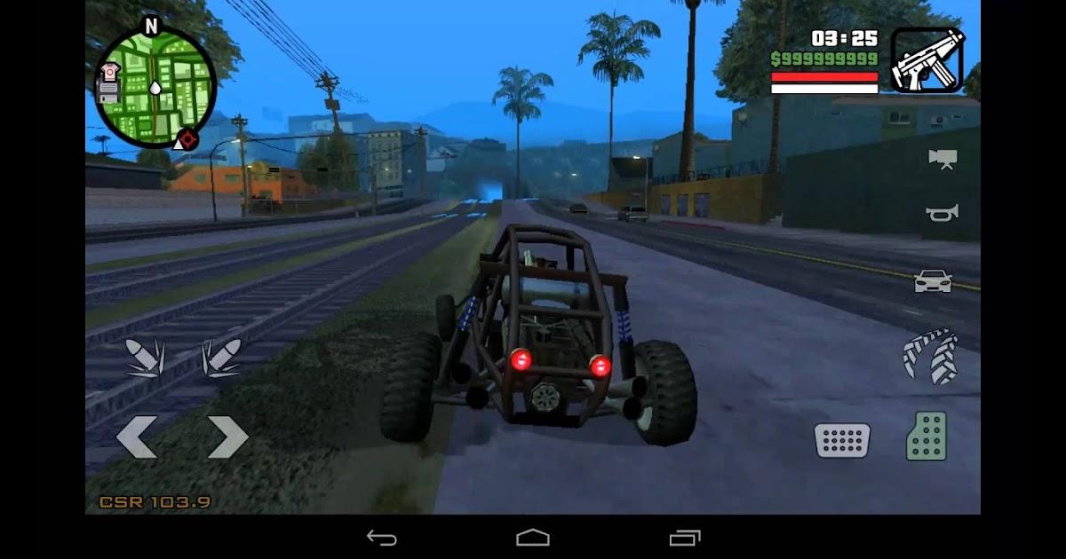download gta sa lite mod indonesia android by rudi