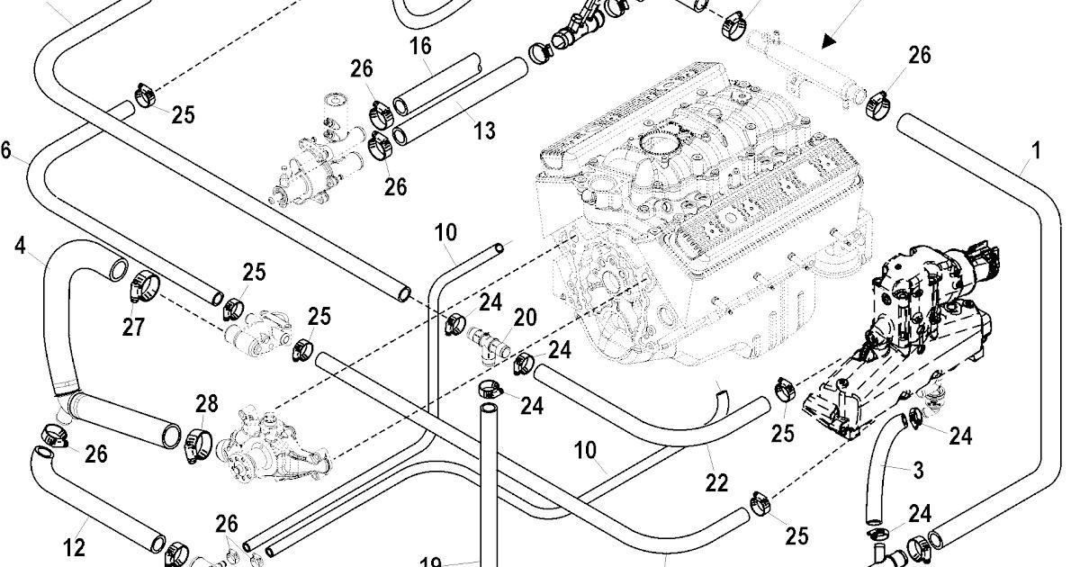 350 Mercruiser Engine Diagram