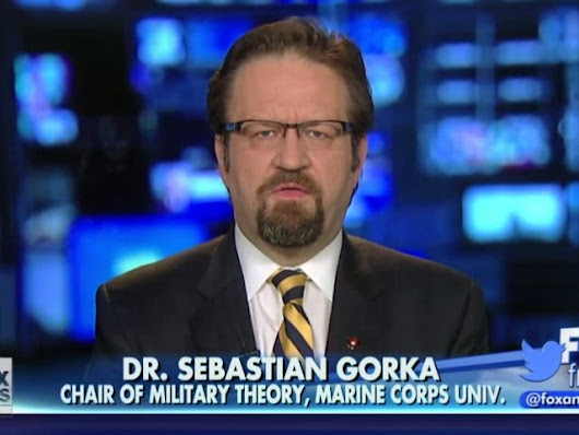 Gorka: Clinton Emails 'The .44 Magnum of Smoking Guns'
