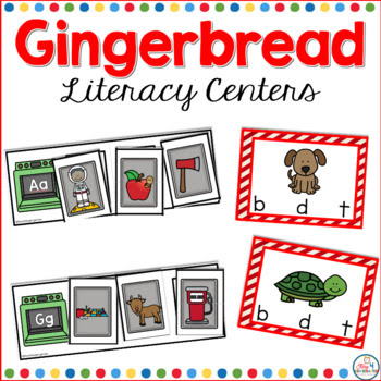gingerbread man literacy centers for kindergarten, common core gingerbread man