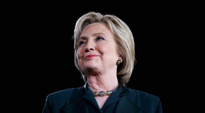 Bà Hillary Clinton, ứng cử viên tổng thống đảng Dân Chủ. (Hình: Justin Sullivan/Getty Images)