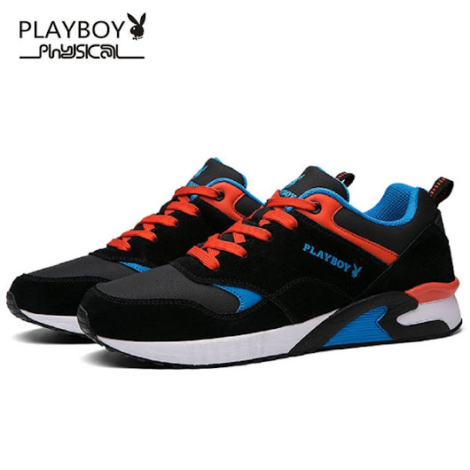 Men PLAYBOY PHYSICAL Road Runner Sports Shoes
