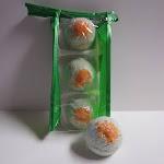 Dead Sea Spa Care DeadSea-BBTCM01 Cucumber & Melon Bubble Bath Truffles - Pack of 3