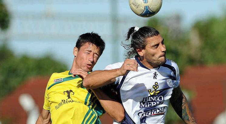 Lázzaro anotó el gol de la victoria. (Foto: Télam)