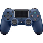DualShock 4 Wireless Controller for Sony PlayStation 4 - Midnight Blue