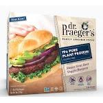 Dr. Praeger'S Sensible Foods Sweet Heat Vegan Beet Veggie Burger (10 lb, 1 Pack)