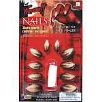 Werewolf Claw Women's Nail Set