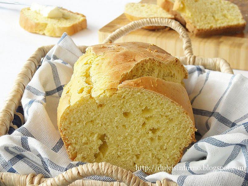 Pane al Formaggio-Cheese Bread