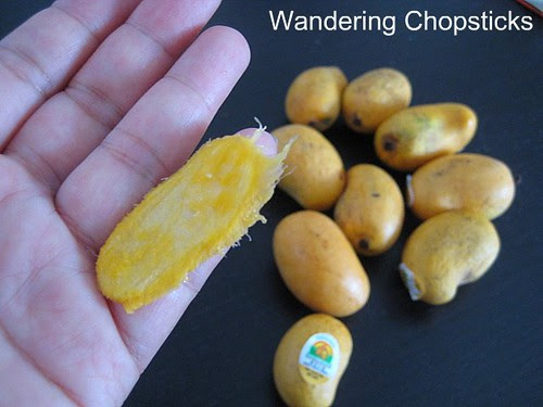 World's Smallest Mangoes 3