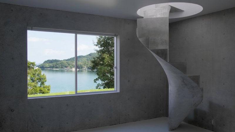Escadas incrivelmente projetadas que estão um degrau acima das demais 06