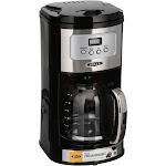 Bella 12-Cup Programmable Coffee Maker, Multicolor