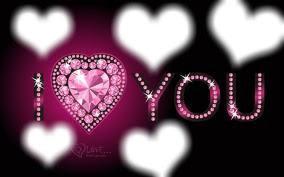 Fotomontage L Love You Kader Pixiz