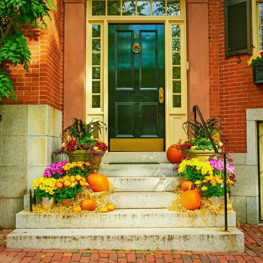 Weatherize your house for fall