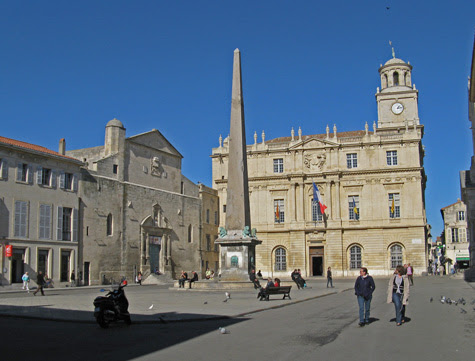 Arles France Tourist Information and Travel Guide