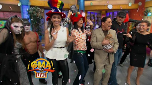 'Despierta America': A Party Every Morning on Your TV