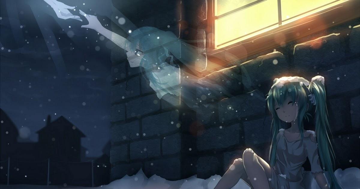 19 Sad Anime Couple Hd Wallpapers