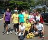 Atletas do Peama de Jundiaí participam de corrida na capital paulista