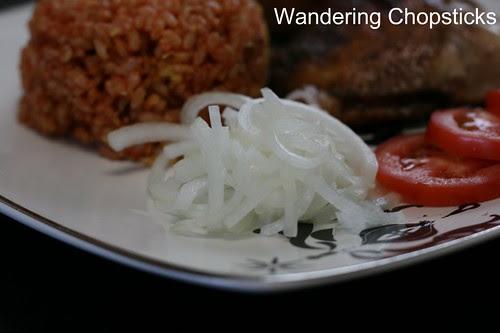 Hanh Dam (Vietnamese Vinegared Onions) 1