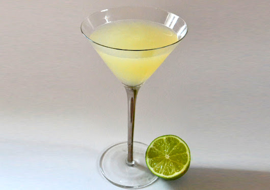 Gimlet Cocktail Recipe - Yummy food recipes