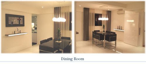 The Two Faces of The Dining Room