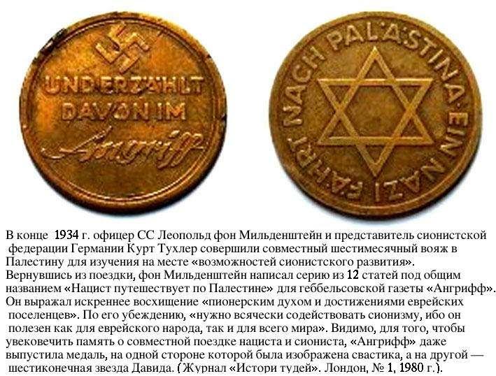 Антология еврейского экстремизма. Еврейская «теория крови»