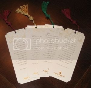 Lost Horizon bookmarks