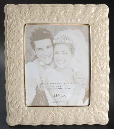 Lenox   Wedding Promises   Frame 8X10: lafavoritafavors.com