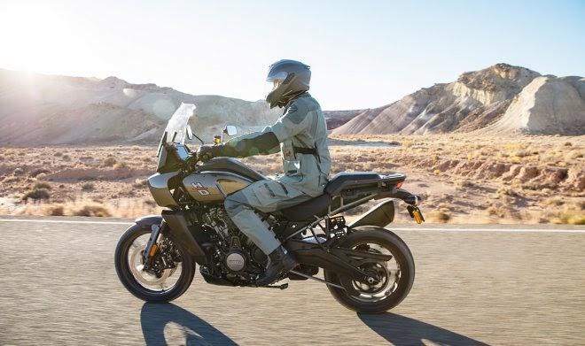 Harley-Davidsоn выпустил Pan America – мотоцикл для приключений