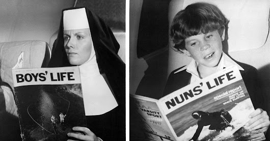 7 things we know about the nun reading 'Boys' Life' in 'Airplane!'