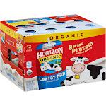 Horizon Organic Lowfat Milk - 12 pack, 8 fl oz cartons