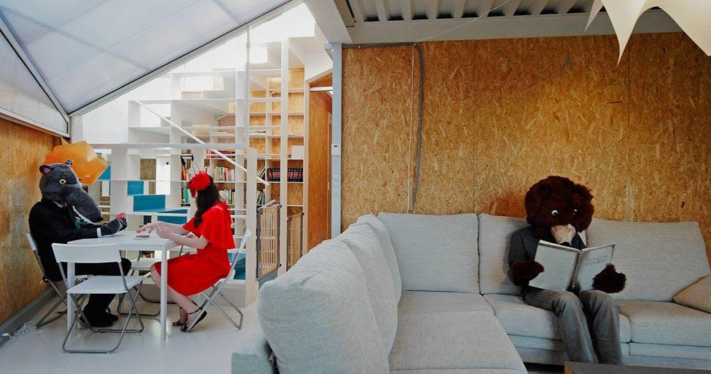 El Espinar House: Architecture video – ArchiPanic